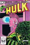 Incredible Hulk #287 cheap bargain discounted comic books Incredible Hulk #287 comic books