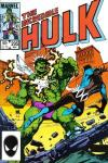 Incredible Hulk #295 comic books - cover scans photos Incredible Hulk #295 comic books - covers, picture gallery
