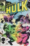 Incredible Hulk #304 comic books - cover scans photos Incredible Hulk #304 comic books - covers, picture gallery
