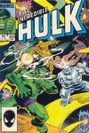 Incredible Hulk #305 comic books - cover scans photos Incredible Hulk #305 comic books - covers, picture gallery