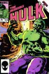 Incredible Hulk #312 comic books - cover scans photos Incredible Hulk #312 comic books - covers, picture gallery