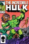 Incredible Hulk #314 comic books - cover scans photos Incredible Hulk #314 comic books - covers, picture gallery