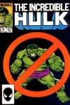 Incredible Hulk #317 cheap bargain discounted comic books Incredible Hulk #317 comic books