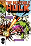 Incredible Hulk #318 comic books - cover scans photos Incredible Hulk #318 comic books - covers, picture gallery