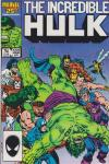Incredible Hulk #322 comic books - cover scans photos Incredible Hulk #322 comic books - covers, picture gallery