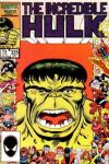 Incredible Hulk #325 comic books - cover scans photos Incredible Hulk #325 comic books - covers, picture gallery