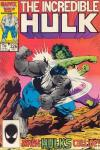 Incredible Hulk #326 comic books - cover scans photos Incredible Hulk #326 comic books - covers, picture gallery