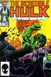 Incredible Hulk #329 comic books - cover scans photos Incredible Hulk #329 comic books - covers, picture gallery