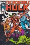 Incredible Hulk #330 comic books - cover scans photos Incredible Hulk #330 comic books - covers, picture gallery
