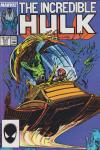 Incredible Hulk #331 comic books - cover scans photos Incredible Hulk #331 comic books - covers, picture gallery