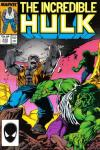 Incredible Hulk #332 cheap bargain discounted comic books Incredible Hulk #332 comic books