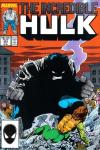 Incredible Hulk #333 comic books - cover scans photos Incredible Hulk #333 comic books - covers, picture gallery