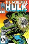 Incredible Hulk #334 comic books - cover scans photos Incredible Hulk #334 comic books - covers, picture gallery