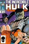 Incredible Hulk #335 cheap bargain discounted comic books Incredible Hulk #335 comic books