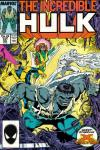 Incredible Hulk #337 comic books for sale