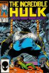 Incredible Hulk #339 comic books for sale