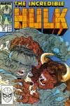 Incredible Hulk #341 cheap bargain discounted comic books Incredible Hulk #341 comic books