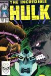 Incredible Hulk #350 Comic Books - Covers, Scans, Photos  in Incredible Hulk Comic Books - Covers, Scans, Gallery