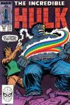 Incredible Hulk #355 comic books for sale