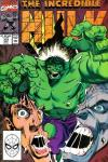 Incredible Hulk #372 comic books - cover scans photos Incredible Hulk #372 comic books - covers, picture gallery