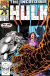Incredible Hulk #374 comic books - cover scans photos Incredible Hulk #374 comic books - covers, picture gallery