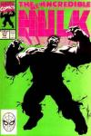 Incredible Hulk #377 comic books - cover scans photos Incredible Hulk #377 comic books - covers, picture gallery