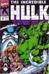Incredible Hulk #381 comic books - cover scans photos Incredible Hulk #381 comic books - covers, picture gallery