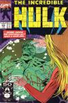 Incredible Hulk #382 cheap bargain discounted comic books Incredible Hulk #382 comic books