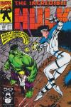 Incredible Hulk #386 comic books - cover scans photos Incredible Hulk #386 comic books - covers, picture gallery