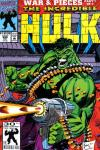 Incredible Hulk #390 comic books - cover scans photos Incredible Hulk #390 comic books - covers, picture gallery