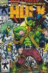 Incredible Hulk #391 comic books - cover scans photos Incredible Hulk #391 comic books - covers, picture gallery