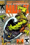Incredible Hulk #392 comic books - cover scans photos Incredible Hulk #392 comic books - covers, picture gallery