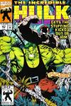 Incredible Hulk #402 comic books - cover scans photos Incredible Hulk #402 comic books - covers, picture gallery