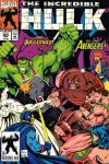 Incredible Hulk #404 comic books - cover scans photos Incredible Hulk #404 comic books - covers, picture gallery