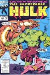 Incredible Hulk #405 comic books - cover scans photos Incredible Hulk #405 comic books - covers, picture gallery