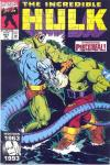 Incredible Hulk #407 comic books - cover scans photos Incredible Hulk #407 comic books - covers, picture gallery