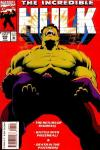 Incredible Hulk #408 comic books - cover scans photos Incredible Hulk #408 comic books - covers, picture gallery
