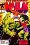 Incredible Hulk #412 comic books - cover scans photos Incredible Hulk #412 comic books - covers, picture gallery
