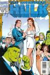 Incredible Hulk #418 comic books - cover scans photos Incredible Hulk #418 comic books - covers, picture gallery