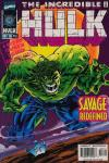 Incredible Hulk #447 comic books - cover scans photos Incredible Hulk #447 comic books - covers, picture gallery