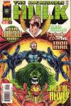 Incredible Hulk #450 comic books - cover scans photos Incredible Hulk #450 comic books - covers, picture gallery