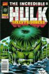 Incredible Hulk #451 comic books - cover scans photos Incredible Hulk #451 comic books - covers, picture gallery