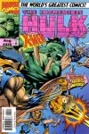 Incredible Hulk #455 comic books - cover scans photos Incredible Hulk #455 comic books - covers, picture gallery