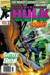 Incredible Hulk #458 comic books - cover scans photos Incredible Hulk #458 comic books - covers, picture gallery