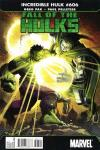 Incredible Hulk #606 comic books for sale
