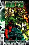 Incredible Hulks comic books
