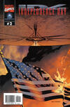 Independence Day #2 comic books - cover scans photos Independence Day #2 comic books - covers, picture gallery