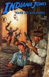Indiana Jones and the Fate of Atlantis #3 comic books for sale