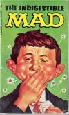 Indigestible Mad Comic Books. Indigestible Mad Comics.
