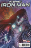 Infamous Iron Man #11 comic books for sale